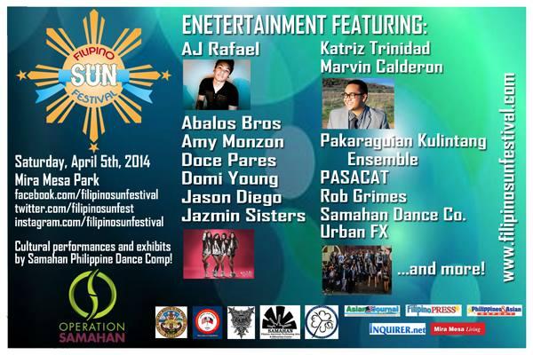 Filipino Sun Festival