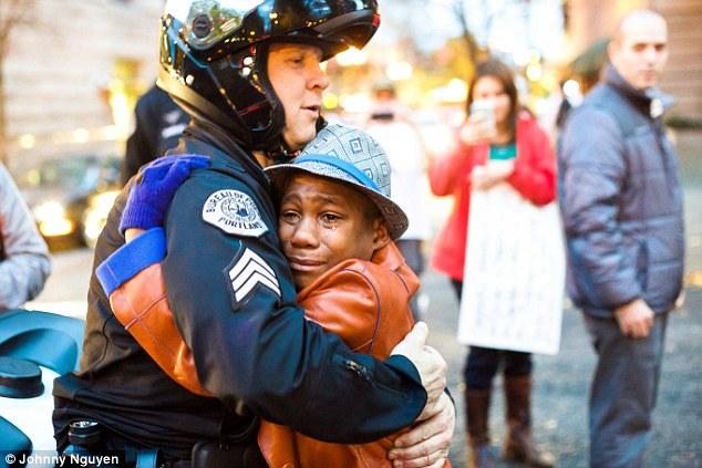 cop&kid